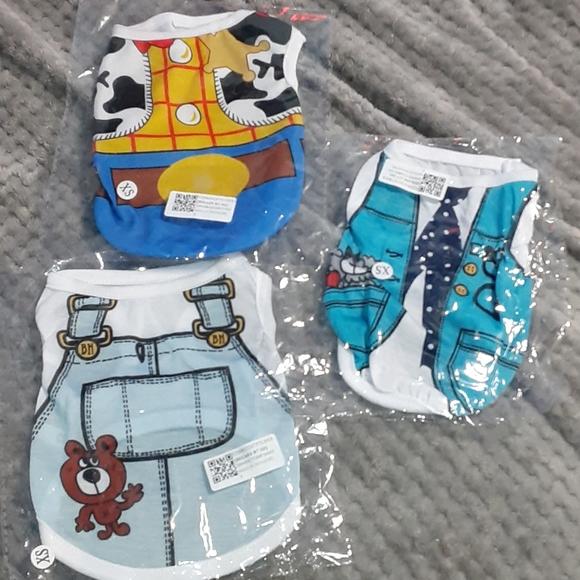 Other - ❤XS dog shirts